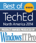 best of tech ed 2014 logo
