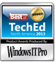 best of tech ed 2013 logo
