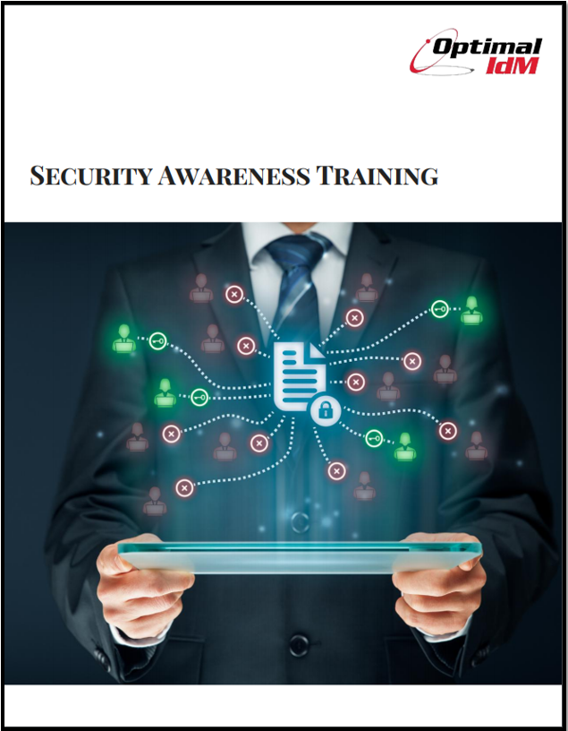 security and awareness training