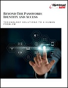 beyond the password identity and access whitepaper
