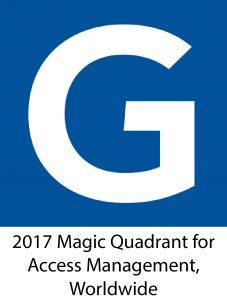 Gartner Magic Quadrant for Access Management, Worldwide