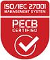 pecb certified logo