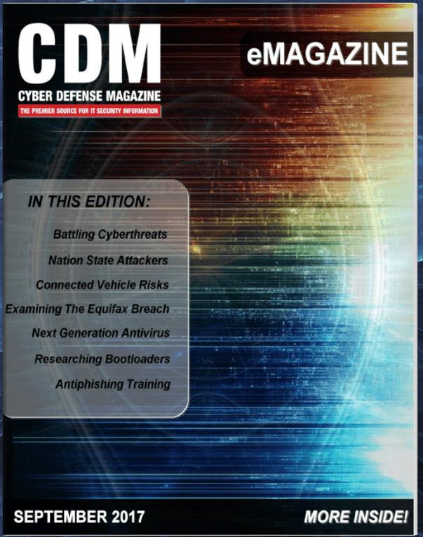 CDM eMagazine cover