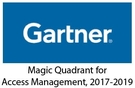gartner magic quadrant for access management 2017 to 2019