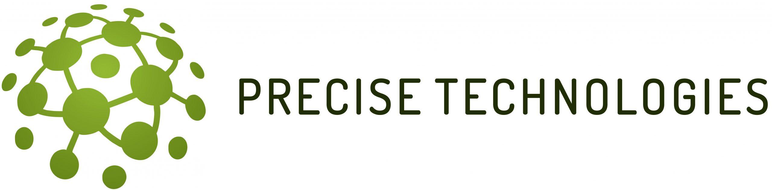 precise tech logo