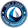 soc 2 2020 assure professional logo