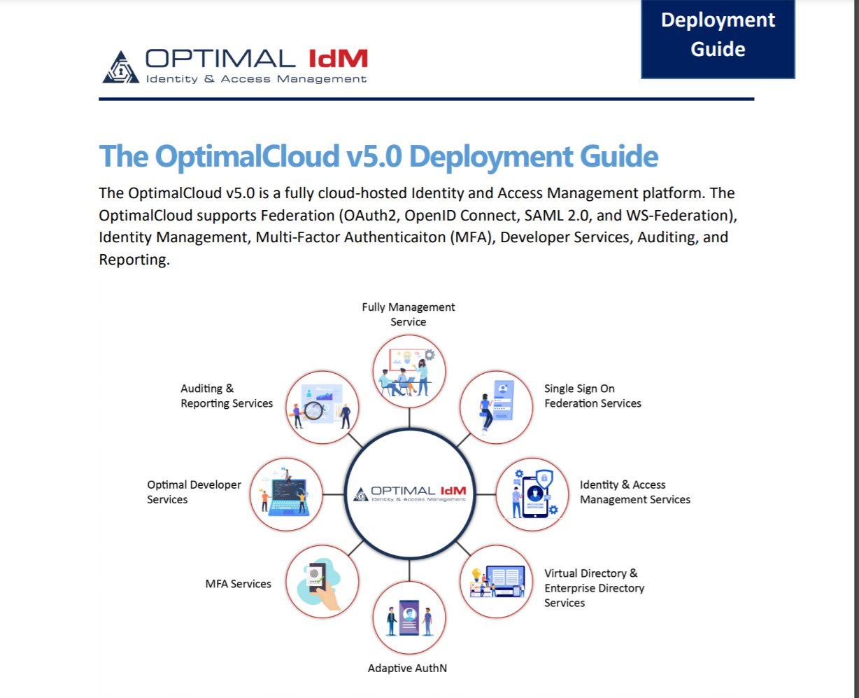 optimalcloud deployment guide