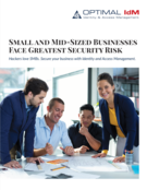 small and mid sized businesses face greatest security risk