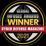 2021 global infosec winner logo